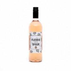 Wijnfles rose 'flessie voor de sfeer'