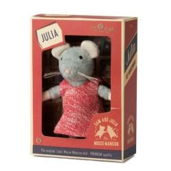 Het Muizenhuis- Knuffeltje Julia